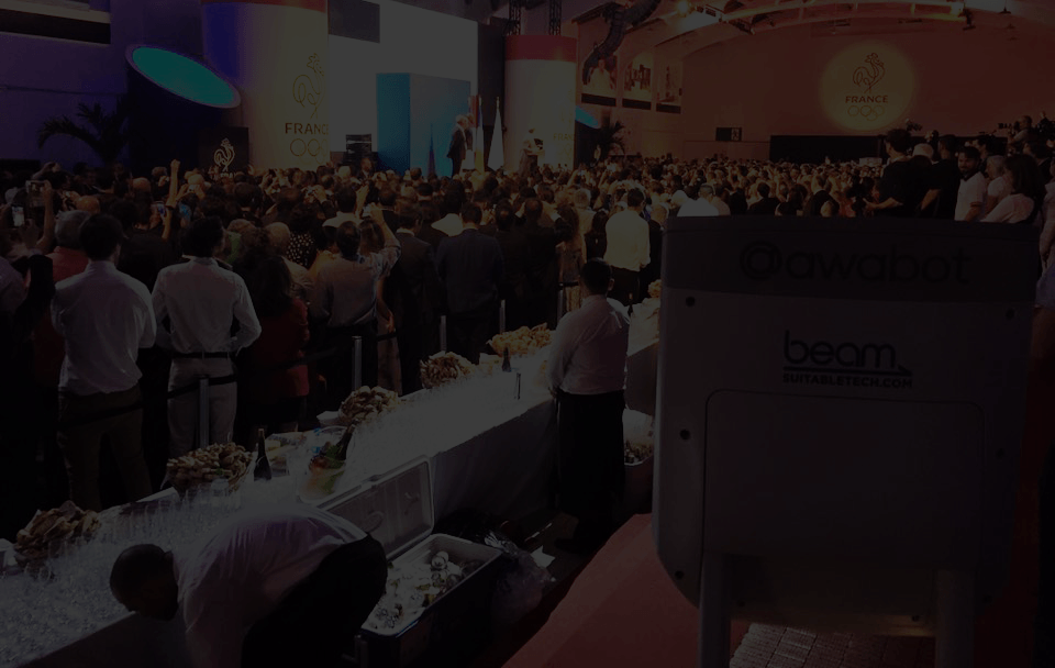 BeamPro & Beam+ take you to the IFA in Berlin