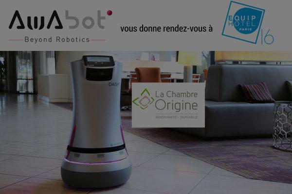Awabot distribue le robot de livraison Relay