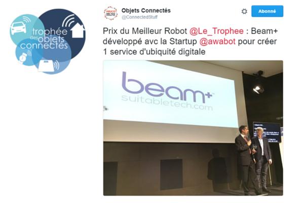 Awabot - Beam+