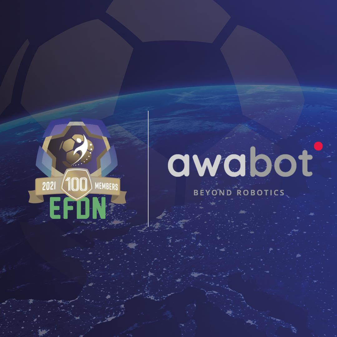 Football : Awabot, partenaire de l'EFDN en faveur de l'inclusion sociale