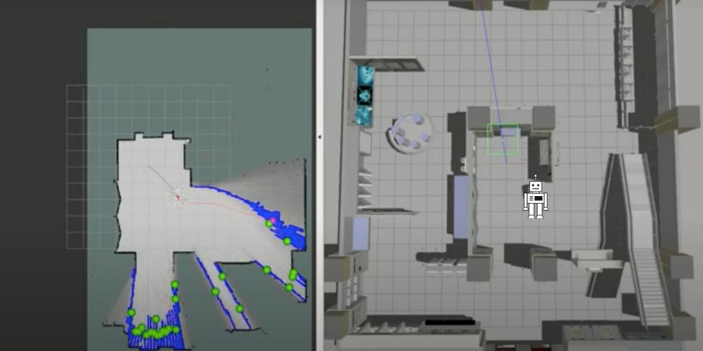 Autonomous Mobile Robot (AMR): what is autonomous exploration?