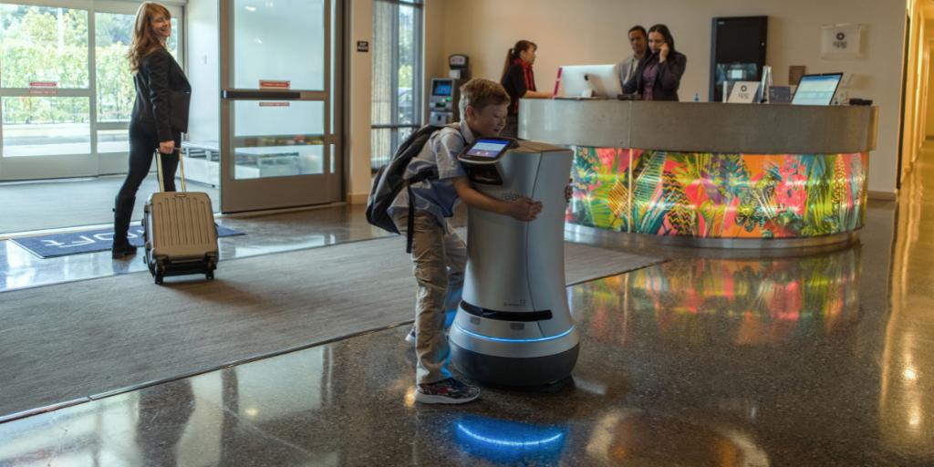 Robots de service : un marché à fort potentiel